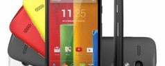 The strong options of the Motorola Moto G