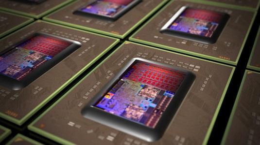 AMD Carrizo chip