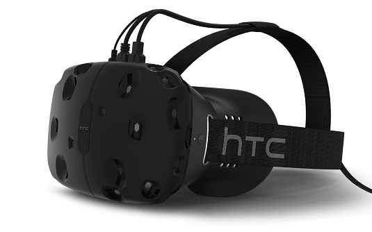 HTC Vive VR glasses