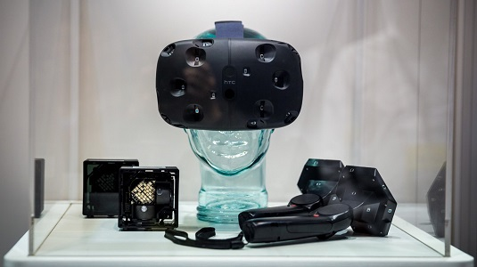 SteamVR (HTC Vive) Prototype Hands-On