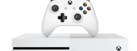 Xbox One S, the discless version on May 7th