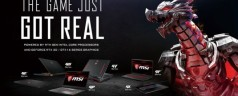 MSI, new notebooks with Intel ninth generation CPUs
