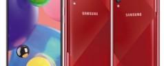 Samsung Galaxy A70s, 64 megapixel camera