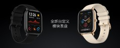 Apple Watch Series 4, comes the cheeky Huami clone